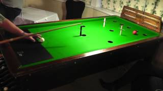 preview picture of video 'Guernsey Bar Billiards Masters 2013  Match 2 - Game 2'