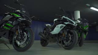 Prueba: Kawasaki Ninja 1000SX, ¡lo mejor de ambos mundos! Trailer