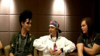 Tokio Hotel Answer Your Questions! (Part 5) [HQ]