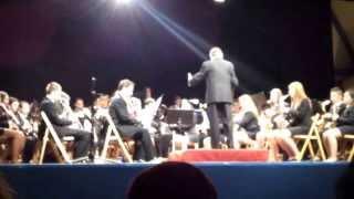 preview picture of video 'Pepita Greus Banda Municipal de Musica de Mojacar'