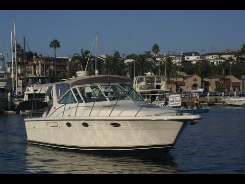 Tiara 3100 Open video