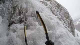 Crowberry Gully: Solo and Speedfly