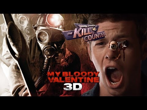 My Bloody Valentine 3D - The Kill Counter