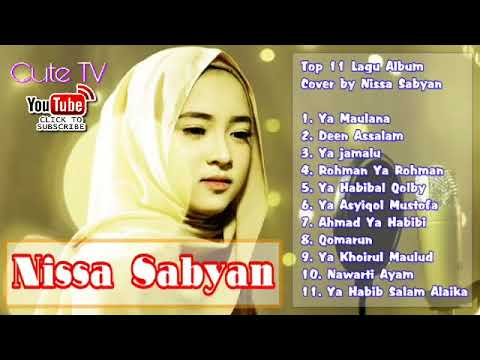 Lagu qasidah nissa sabyan juni 2018 terbaru full album trending viral top lagu