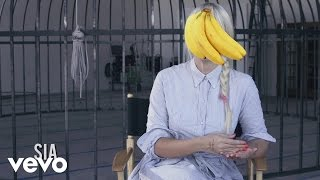 Sia   Big Girls Cry (Behind The Scenes)