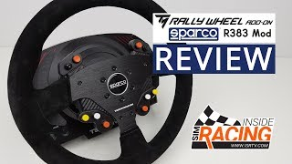 Thrustmaster Rally Wheel Add-on Sparco R383 Mod Review