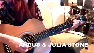 ANGUS & JULIA STONE - THE BEAST GUITAR COVER [HD]