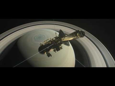 NASA Previews Cassini