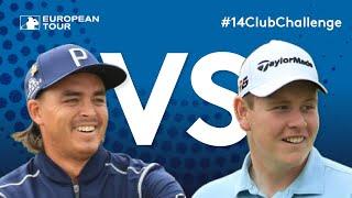 The 14 Club Challenge - Fowler vs MacIntyre