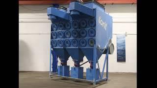 Donaldson Torit DFT3 36 Extractor