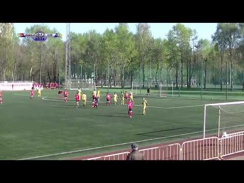 2003 г.р.: Локомотив-2 - Строгино - 0:1