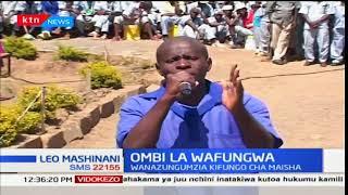 Wafungwa wataka kifungu cha maisha kifutiliwe mbali