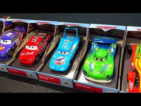 Cars 3 Piston Cup Race - New Disney Pixar Cars Racers