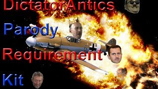 Dictatorantics Parody Requirement Kit - Trailer