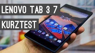 Lenovo Tab3 7 Billig-Tablet im Kurztest