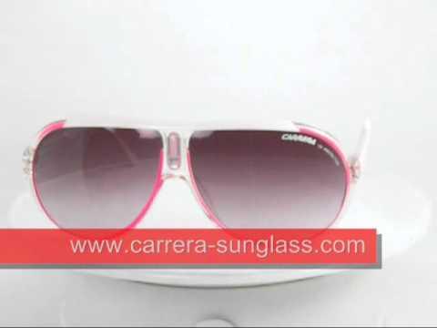 Carrera Sunglasses Endurance Crystal Pink White