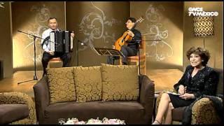 Conversando con Cristina Pacheco - Antonio Berberena