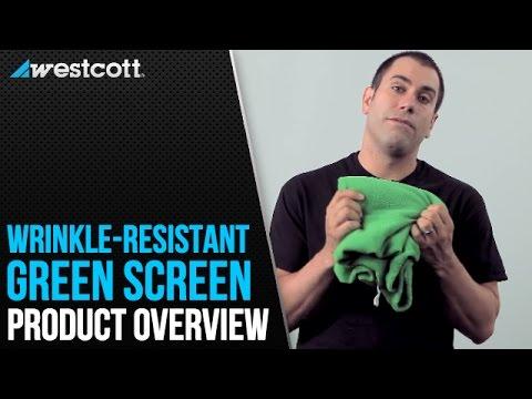 Westcott Green Screen (300cm, 270cm)