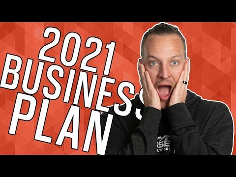 2021 Business Planning Workshop - YouTube