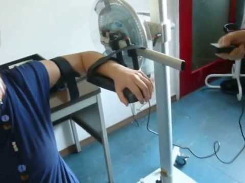 Terapia esercizio complesso della caviglia