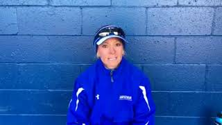 SB: Postgame Interview With Hofstra Coach Larissa Anderson Vs. St. John's, Binghamton (3/18/18)