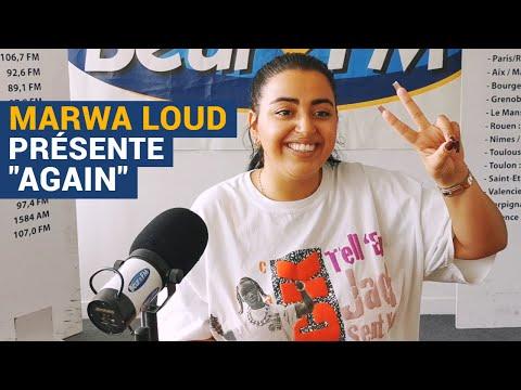 """[Happy Beur] Marwa Loud présente l'album """"Again"""" !"""