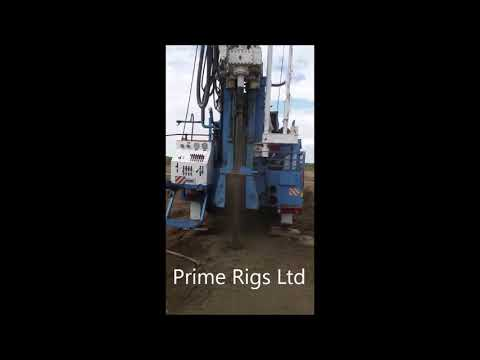 PDTHR 300 Man Truck Mounted Borewell Drilling Rig