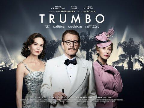 Video trailer för TRUMBO - OFFICIAL TRAILER [HD]