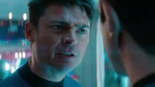 Star Trek. McCoy/Spock. Appelle mon numero