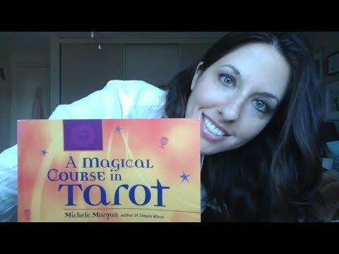 Dame Darcy Mermaid Tarot Revised Third Edition ... - YouTube