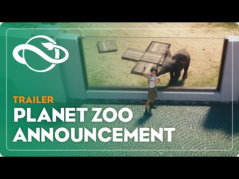Announcement Trailer PEGI FR de Planet Zoo