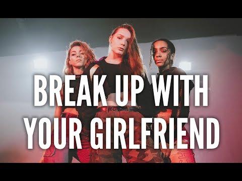 ARIANA GRANDE - Break Up With Your Girlfriend, I'm Bored   Kyle Hanagami Choreography