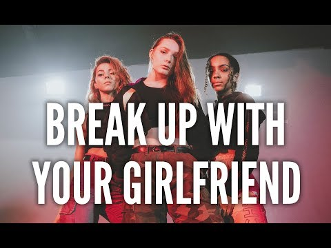 ARIANA GRANDE - Break Up With Your Girlfriend, I'm Bored | Kyle Hanagami Choreography