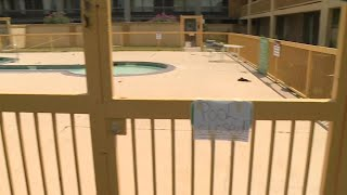 Hotel pool where teen was electrocuted was not supposed to be open, county says