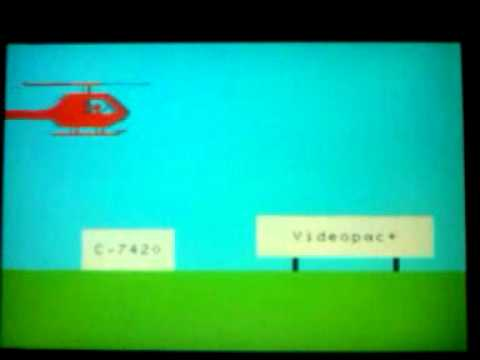 Videopac G7400 with mbed C7420 emulator