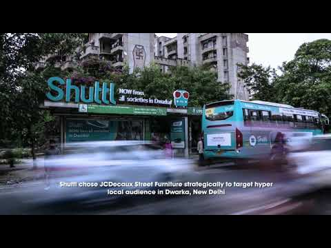 Shuttl captures Dwarka with frequency building format