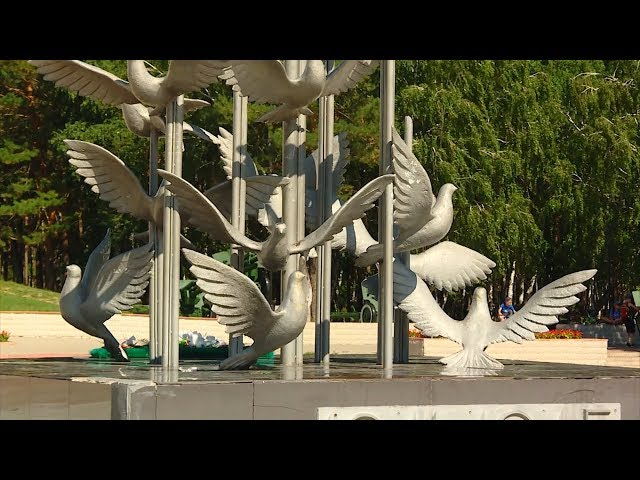 Ангарский памятник стал яблоком раздора