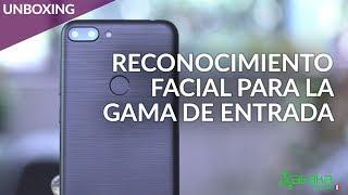 Alcatel 1S, UNBOXING: Reconocimiento facial para la gama de entrada