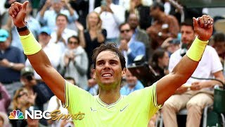 French Open 2019: Rafael Nadal beats Dominic Thiem for 12th title | NBC Sports