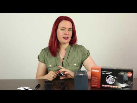 Diascanner Test: Rollei DF-S 300 HD