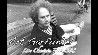 Crying In The Rain, Live Chastain Park 1993, Art Garfunkel