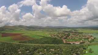 preview picture of video 'Fun with Copters at Hartbeespoort Dam'