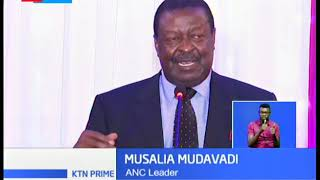 Musalia Mudavadi launches his autobiography, soaring above the storms of passion