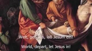 Bach: Matthäus-Passion, Aria