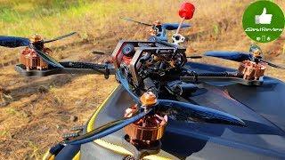 ✔ Сборка FPV Квадрокоптера - Diatone GT-M200 Asgard32 Drone 274$