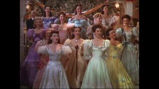 Judy Garland Stereo - Swing Your Partner Round and Round Pt. 1 - The Harvey Girls 1946