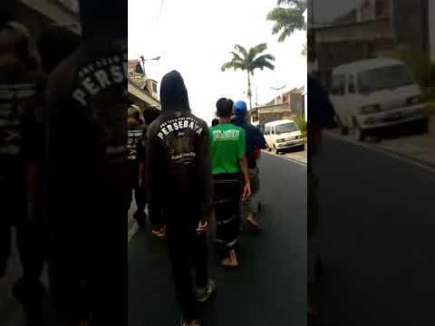 Detik detik menuju stadion moch.subroto magelang PSIS vs PERSEBAYA