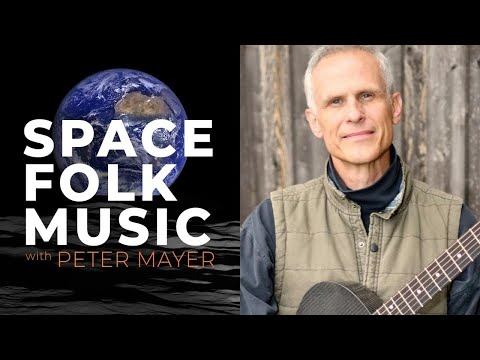 Space Folk Music by Peter Mayer