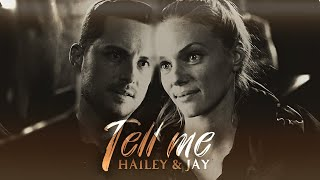 Hailey & Jay - Tell me (+8x03)