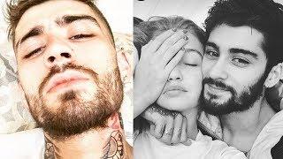 Zayn Gets NEW Tattoos & Buys Bachelor Pad After Gigi Breakup